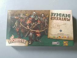 Zombicide Black Plague Deadeye Walkers CMON New Opened