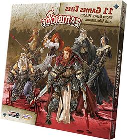 Zombicide: Black Plague Extra Tiles Pack Board Game