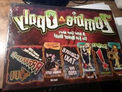 Zombie-Opoly ~ Monopoly style Living Dead Undead Board Game